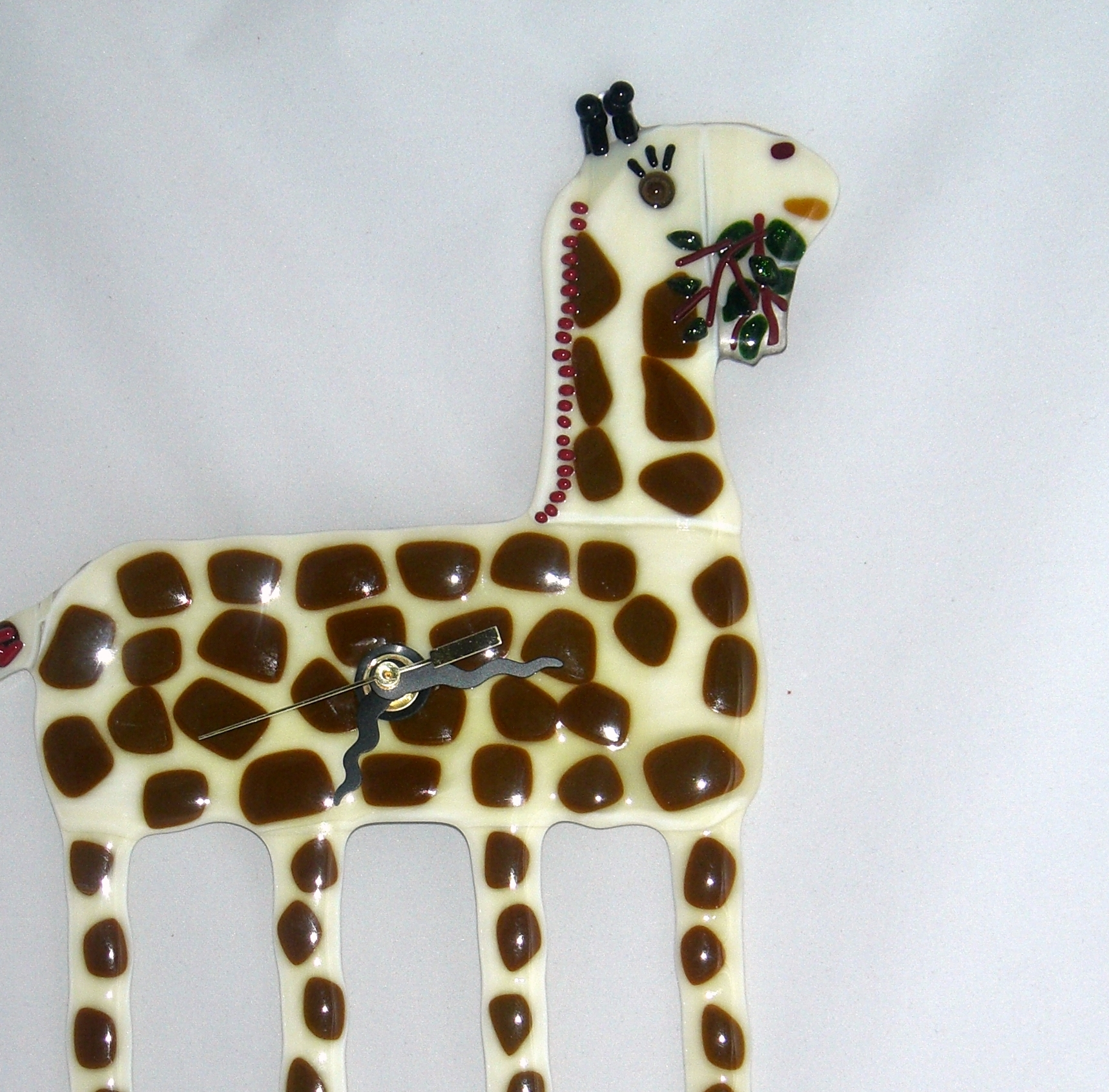 giraffe clock 3