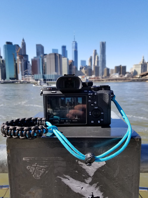 One Piece Camera Strap