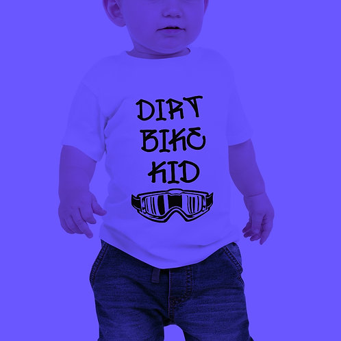 Toddler Dirt Bike Kid- Black