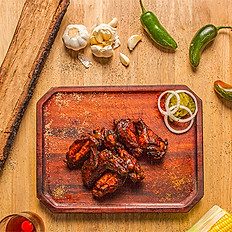 Smoked Tangy BBQ Wings (Pound)