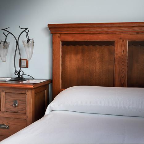 CASAL PEDRAJÁS dormitorio