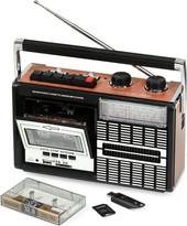 RICATECH Radiocassete y USB