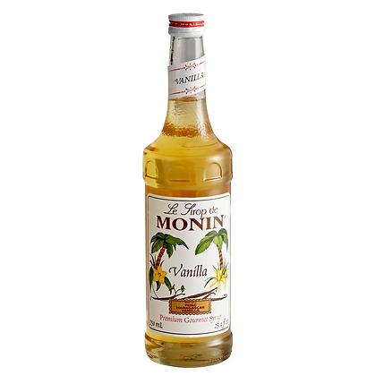Monin Syrup - Vanilla