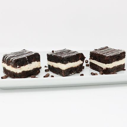 Brownie Gelato Sliders