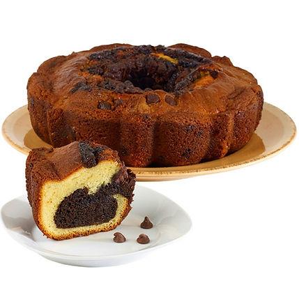 Boston Coffee Cake - Marble