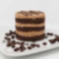 Cappuccino Mousse Individual