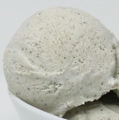 Black Sesame Ice Cream - MGT