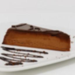 Chocolate Truffle Cake - Gluten Free