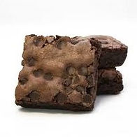 David's - Gluten Free - Brownie w/Chip Wrapped