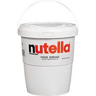 Nutella Tub