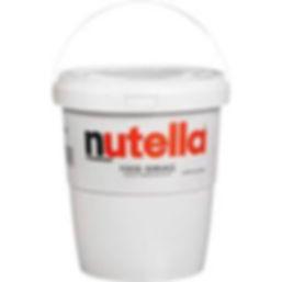 Nutella Tub