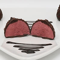 Mini Truffle - Black Cherry
