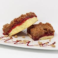 Crumb Cake - Raspberry