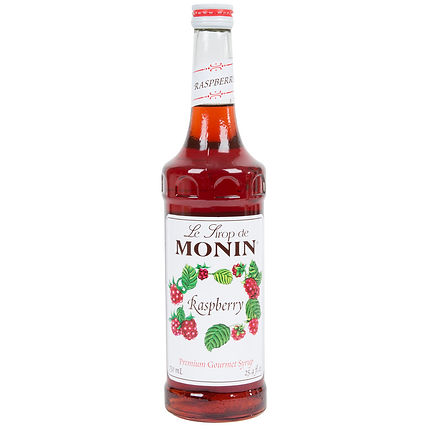 Monin Syrup - Raspberry