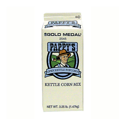 Popcorn Flavor - Kettle Corn - Pappys