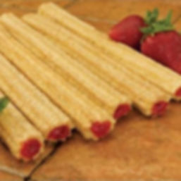 Churros - Strawberry Filled