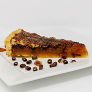 Chocolate Bourbon Pecan Torte