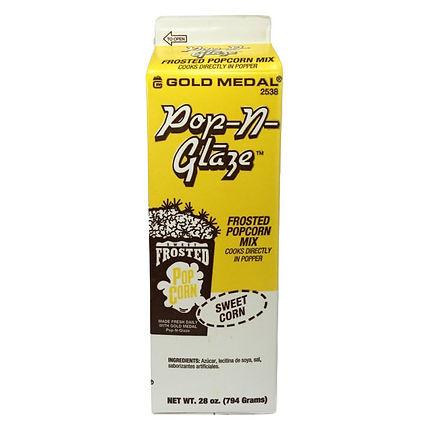 Glaze Pop - Sweet Corn