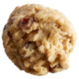 Unbaked - David's - 1.5oz. Cookie - Oatmeal Raisin