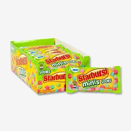 Starburst - Mini Sours