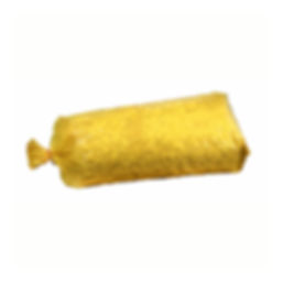 Popcorn Bags - Yellow Poly - Large