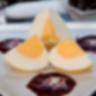 Creamsicle Truffle