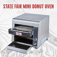 Mini Donut Oven by State Fair