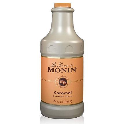 Monin Sauce - Caramel