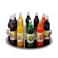 Syrup Display Station