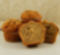 Muffins - Unbaked - 6.25oz - Banana