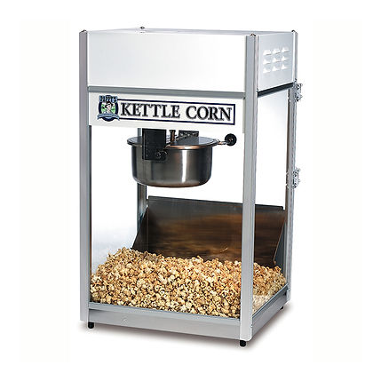 Popcorn Machine - Ultra Pappy Kettle Corn  Popper