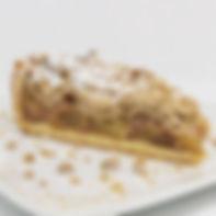 Apple Crumb Torte