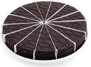 David's Sugar Free Chocolate Truffle Cake