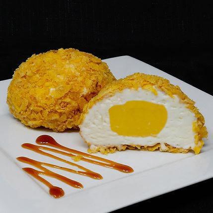 Fried Ice Cream - Coconut & Mango