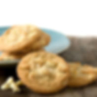 Unbaked - David's - 1.5oz. Cookie - White Chocolate Macadamia