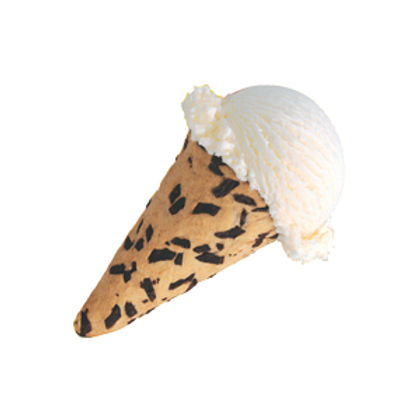 Cookie Cone - Choc Chips *Special*