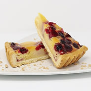 Pear - Cranberry Torte