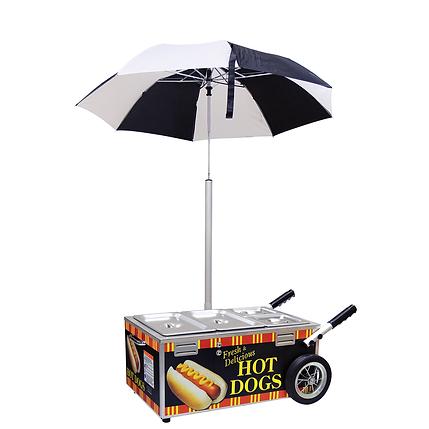 Hot Dog Steamer - Electric