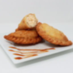 Empanada - Rice Pudding