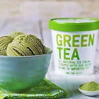 Pints - Green Tea Ice Cream