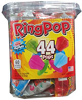 Ring Pops Jar