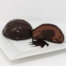 Chocolate Mud Pie Gelato Truffle
