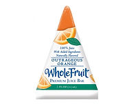 Whole Fruit Shapes - Orange