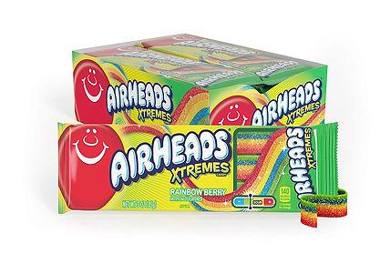 Airhead Xtreme Sour Belt