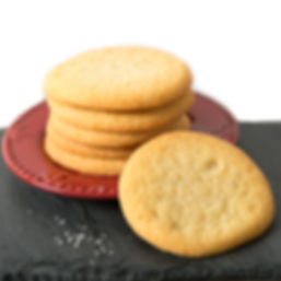 Unbaked - David's - 1.5oz. Cookie - Sugar