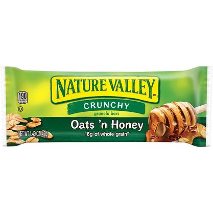 Bars - Nature Valley - Oats & Honey
