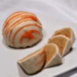 Pumpkin Spice Gelato Truffle - Seasonal