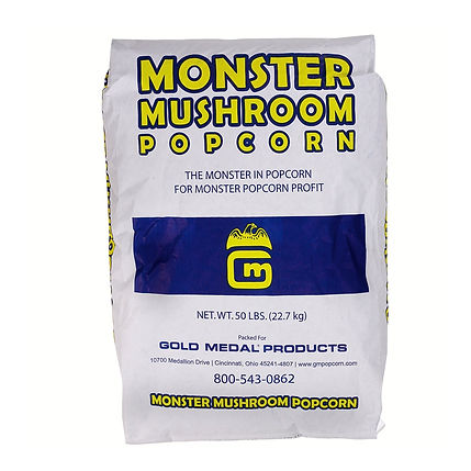 Popcorn Kernels - Monster Mushroom