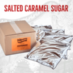 State Fair - Salted Caramel Sugar
