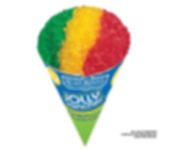 Jolly Rancher Snow Cone